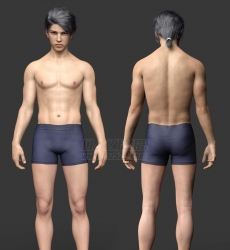 Armand HD for Genesis 8 Male and Valentino 8 74867